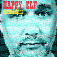 Happy Elf is a sexmachine!