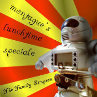 WM099: The Family Simpson – Montague's Lunchtime Speciale