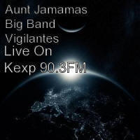 WM106: Aunt Jamamas Big Band Vigilantes – Live on KEXP Seattle